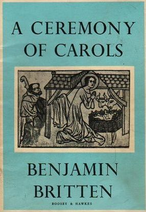 britten carols text